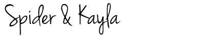 Spider-Kayla
