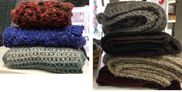 handmade scarves chicago