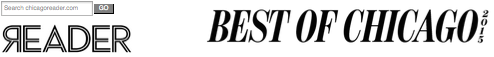 Best of Chicago Reader 2015