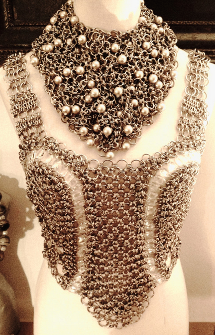 bodice_necklace_chainmaille