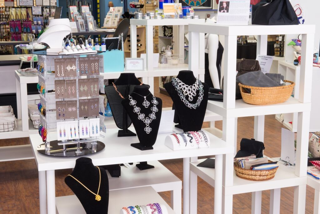 Jewelry Display Boutique Best intimidating jewelry � chicago reader ...