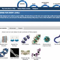 blue buddha boutique website