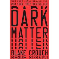 Cover of Dark Matter book by Blake Crouch