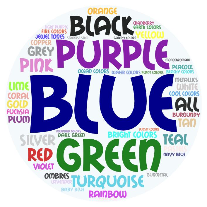 Favorite Colors