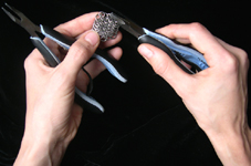 chainmail lindstrom pliers