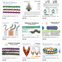 chainmaille tutorials by Blue Buddha Boutique sold on Etsy
