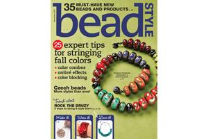 Beadstyle Magazine November 2013