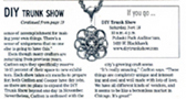 chainmaille jewelry in Chicago Journal newspaper