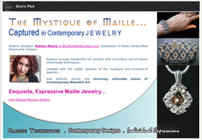 mystique of maille rebeca mojica article