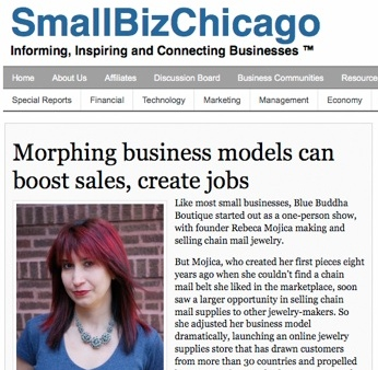 SmallBizChicago.com article