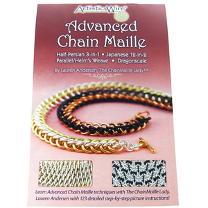 Booklet: Advanced Chain Maille, BK-BKLT-ADV