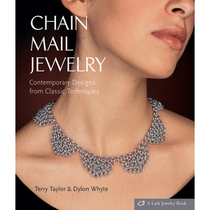 Book: Chain Mail Jewelry