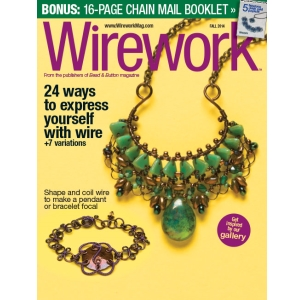 Wirework Magazine Fall 2014, BK-MAG-WIRE-FLL14, Wirework Magazine Fall 2014