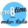 CRE8TIME Maker Studio