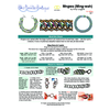 INSTRUCTIONS - Mngwa Bracelet - left hand - PDF, INS-MNGWA-L
