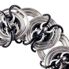 Concentric Force, KIT - Concentric Force Bracelet Aluminum (enough for 2 bracelets), chainmaille bracelet large jump rings