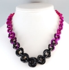 Rocker Chic chainmaille necklace