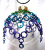 Wrapped Maille Ornament, Wrapped Ornament Kit