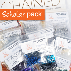 Scholar Starter Pack - Warm Colors, KIT-SCLR-WARM