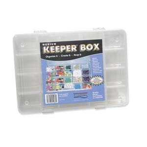 Keeper Boxes, Keeper Box - Small , organized chainmaille