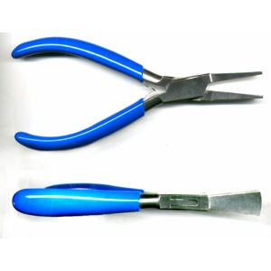 1 pair Duck Bill Pliers