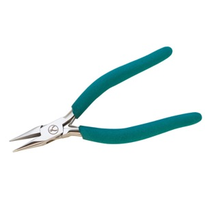 1 pair Wubbers Chain Nose Pliers