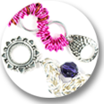 Clasps, Findings + Specialty Beads