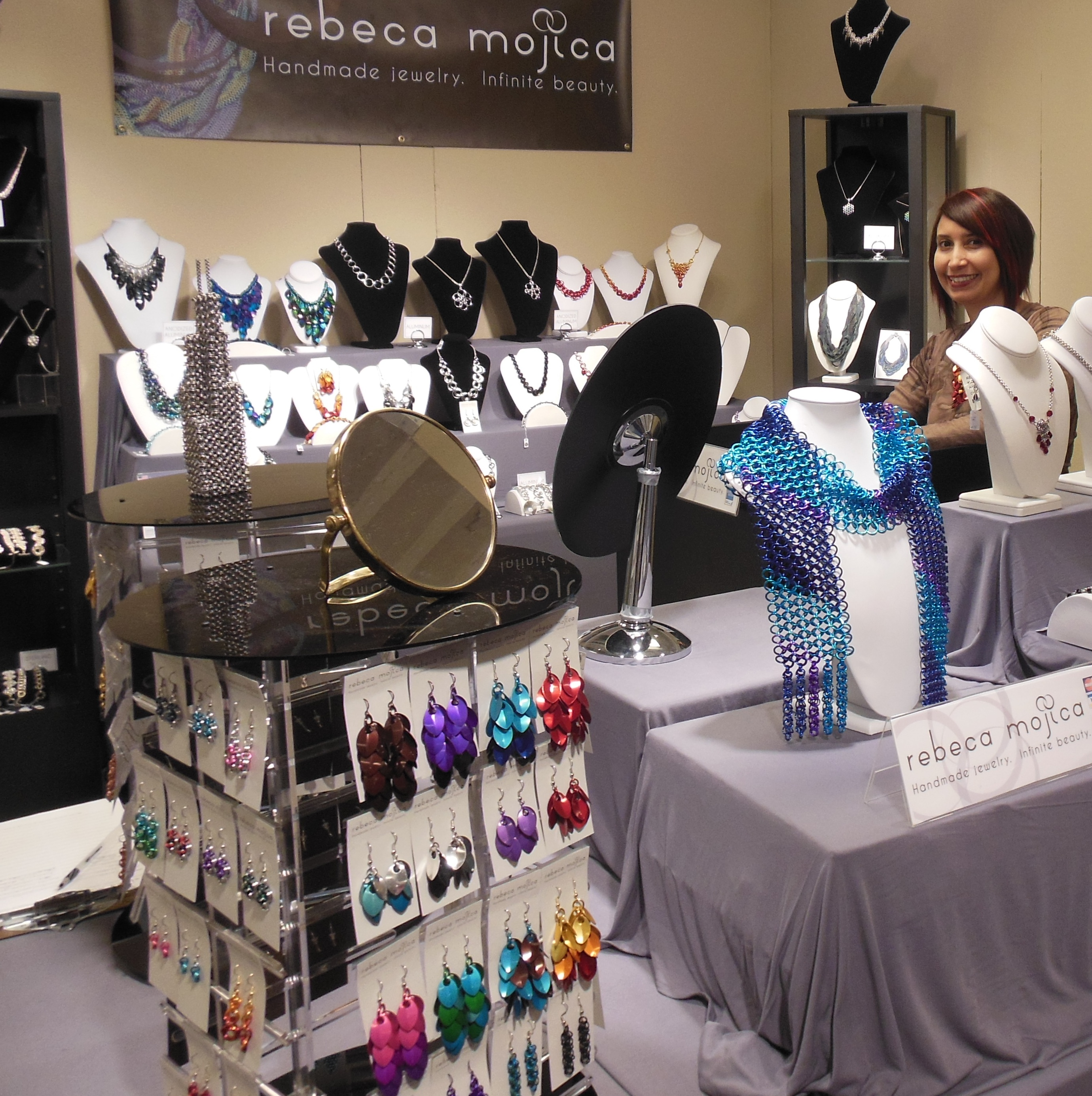 What Jewelry Should I Make To Sell At A Craft Fair?