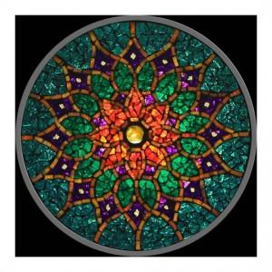 Art Mosiac mandala