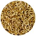 Jewelry Brass Jump Rings