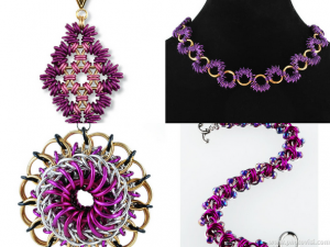 Pantone Radiant Orchid inspiration projects