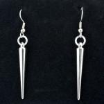 simplpe spike earrings