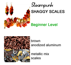shaggy scales scalemaille steampunk colors