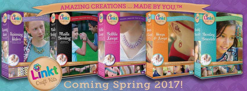 Linkt Craft Kits by Neat-Oh! International