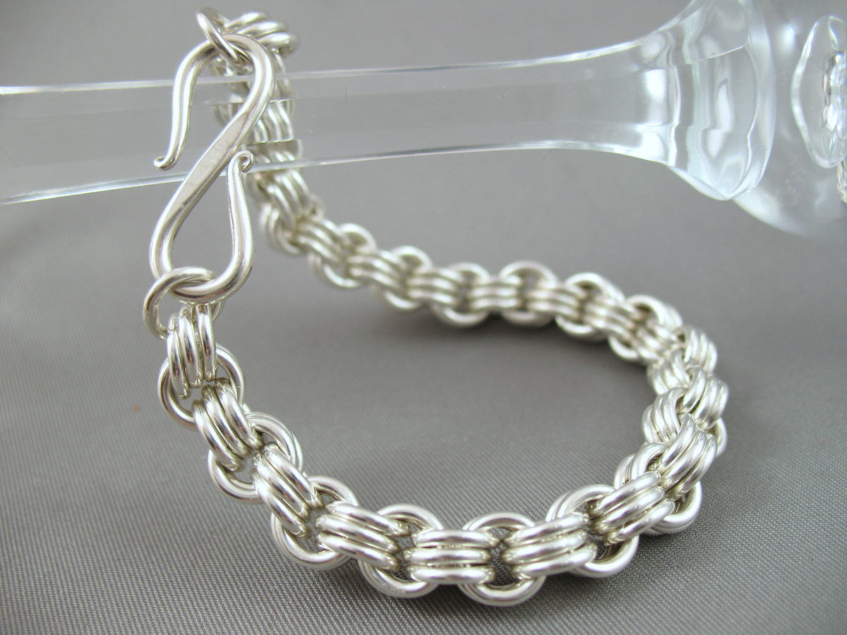 FirstChainMaille_3in3