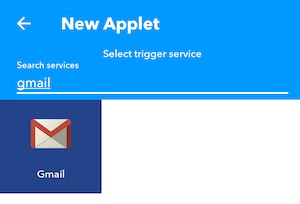 IFTTT-03-select-gmail-as-trigger
