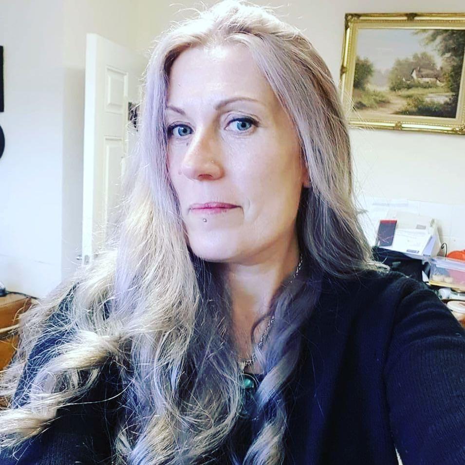 Sara Sherlock Basin chainmaille artisan headshot
