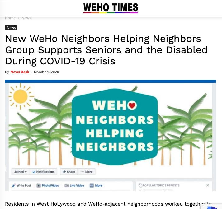 wehotimes-neighbors-helping-neighbors