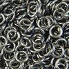 silver niobium rings