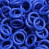 coboalt blue rubber rings