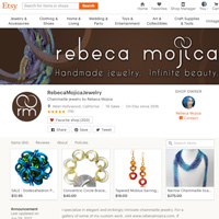 chainmaille jewelry by Rebeca Mojica on Etsy