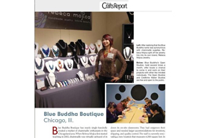 Leading jewelry supplier in Chicago, Blue Buddha Boutique