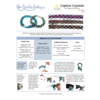 INSTRUCTIONS - Captive Crystals - Left hand - PDF, INS-CPTVCRY-L