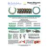INSTRUCTIONS - Mngwa Bracelet - right hand - PDF, INS-MNGWA-R