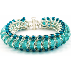 Learn to make chainmail jewelry Blue Buddha Boutique